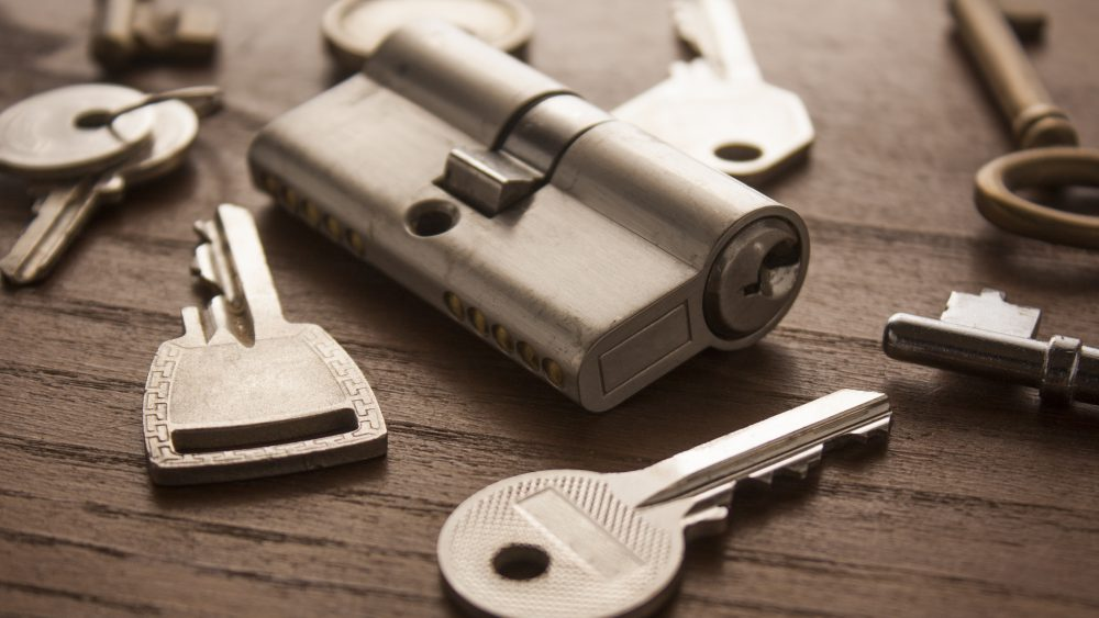 Ankerslot Key System from Locks and Cobblers in Haywards Heath