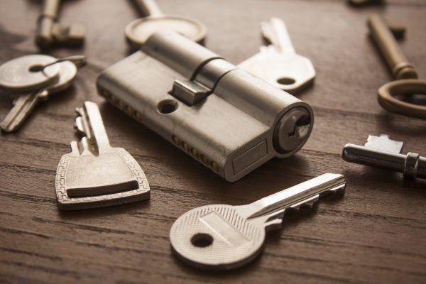ankerslot key system