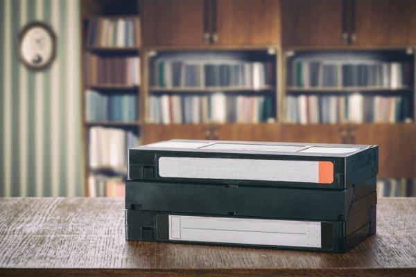 VHS Converter Cuckfield